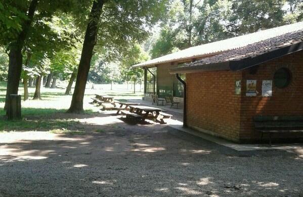 Area Pic-nic Parco di Monza