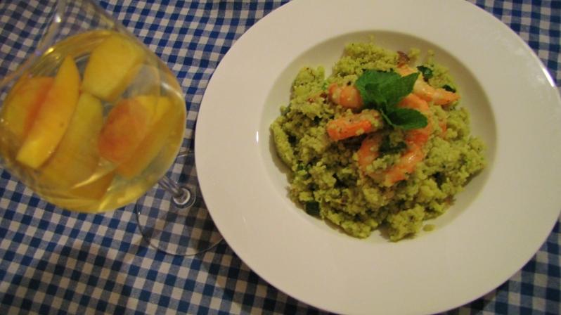 piatto e vino