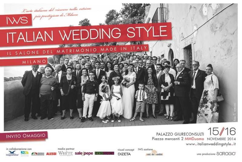 ITALIAN WEDDING STYLE