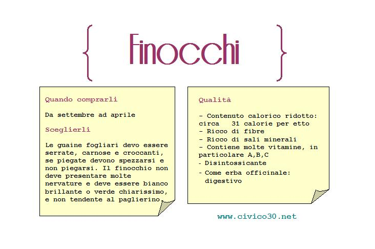 finocchi food-it www.civico30.net