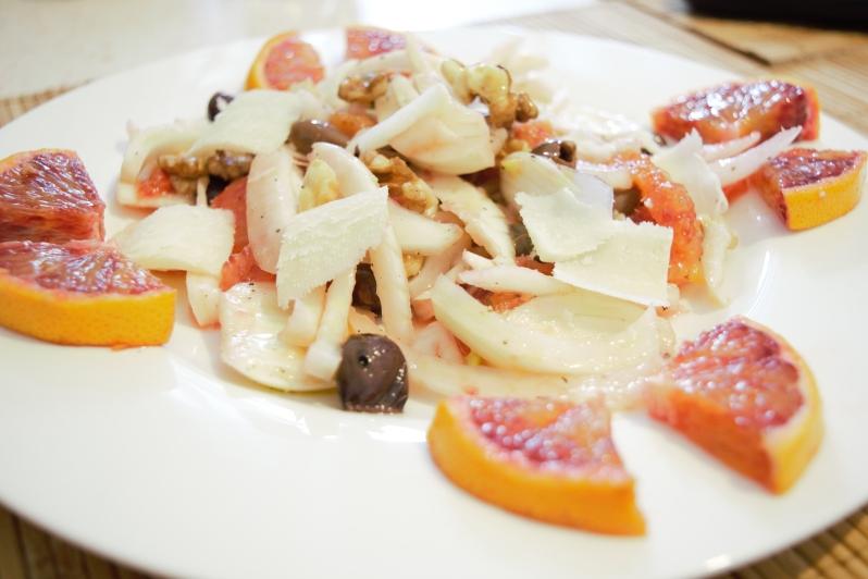 insalata finocchio
