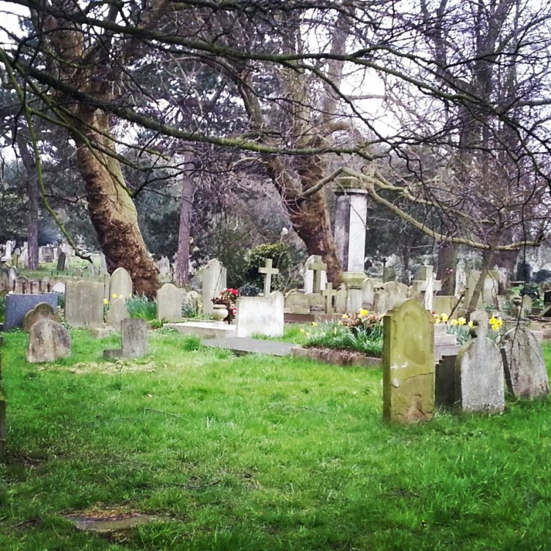 TOMBE @ West Brompton Cemetery
