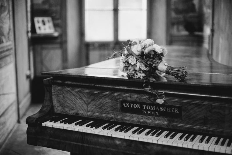 music time line - wedding