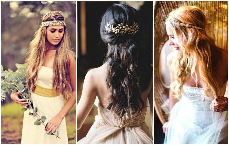 accessori boho collage