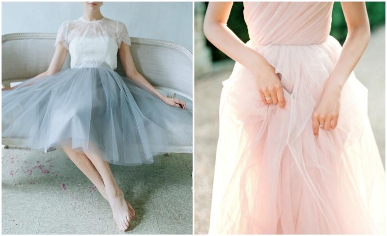 abiti sposa colori pantone 2016