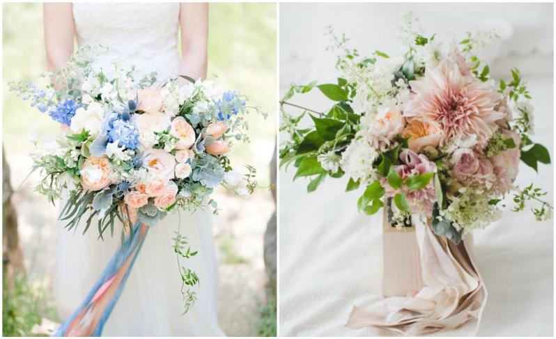 bouquet colori pantone 2016