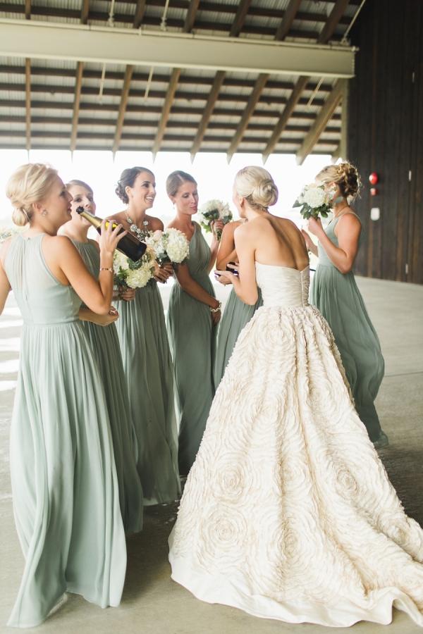 donne sposa-damigelle
